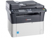 Лазерный копир-принтер-сканер-факс Kyocera FS-1120MFP (А4, 20 ppm, 1200dpi, 25-400%, 64Mb, USB, цв. сканер, факс, автоподатчик, тонер)